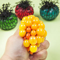 5cm Funny toys Antistress Face Reliever Grape Ball Autism Mood Squeeze Relief Healthy Toys Funny Geek
