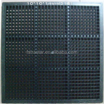 10 10mm Plastic Mosaic Tile Grid Tool For Easy Gl Mounting