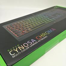 <span class=keywords><strong>Razer</strong></span> Cynosa Chroma RGB Backlit Membraan Gaming <span class=keywords><strong>Toetsenbord</strong></span> multi-color Individuele Backlit Morsbestendig Duurzaam Ontwerp <span class=keywords><strong>Toetsenbord</strong></span>