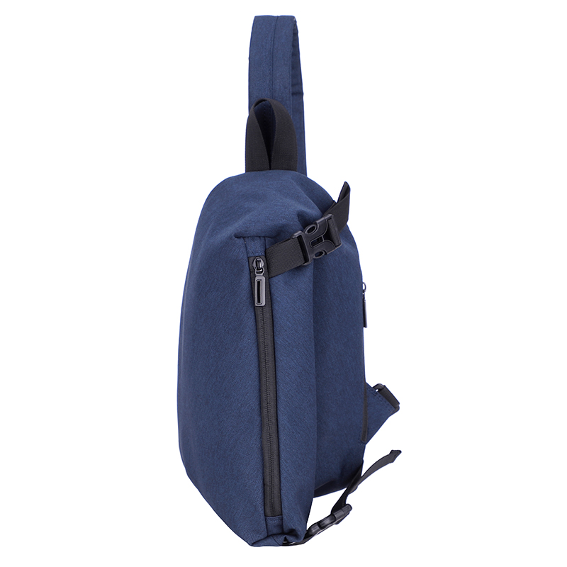 8cdceef070e3 New 2018 nylon Oxford Men and Women Sling Bag Waterproof Chest Bags Hot Sale  Leisure Shoulder