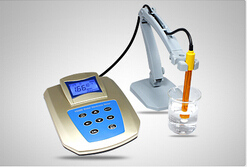 water hardness testing equipment Benchtop Laboratory Water Hardness Meter YD200 by electrode measurement method,