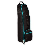 Lockable Polyester Golf Travel Bag with Wheels