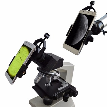 Cell Phone Accessories Work with Binoculars, Spotting Scope and Microscopes