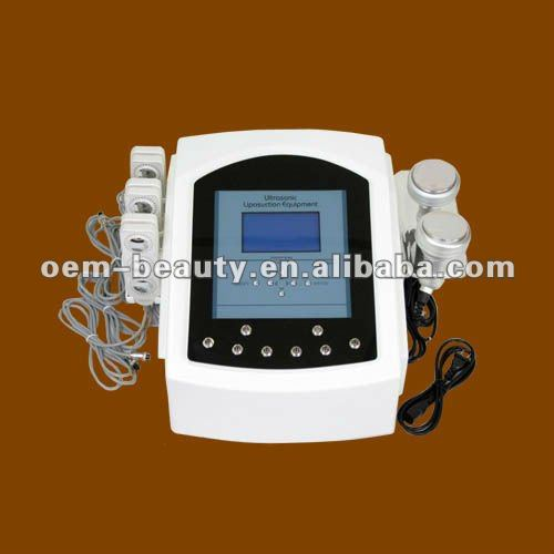 mini home or beauty salon use cavitation rf slimming machine velashape machine F006