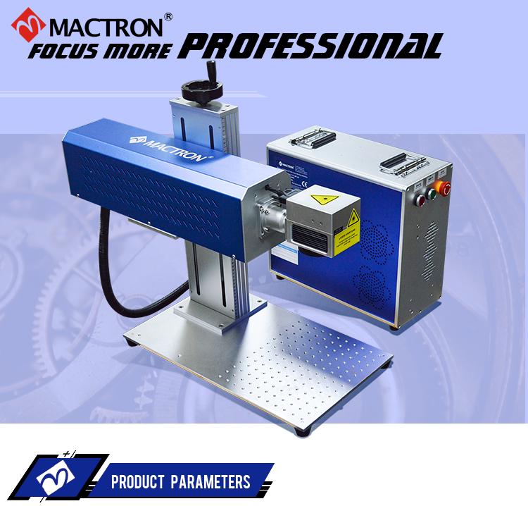 Marker Leather CO2 Laser Engraving Laser Marking Machines