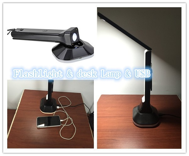 Cordless Rechargeable Reading Led Table Lamp