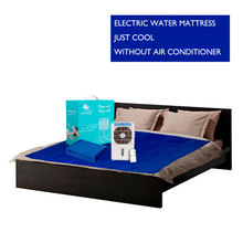Coolbuddy Summer Cooling Mattress Water Massage Bed for Sale