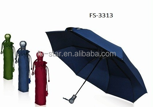 FS Excellent Anti-UV Folding Umbrella great for Sunny and Rainy day Blue Sky Clouds Women Umbrella