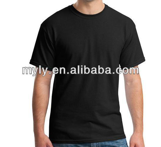 Black T Shirts Bulk, Black T Shirts Bulk Suppliers and ...