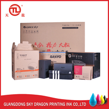 TLA series water-based printing ink