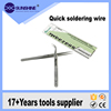 Quick Q-11 cheap stainless steel metal mobile phone repairing tweezer