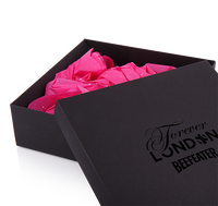 Luxury retail paper cardboard custom logo packaging boxes for clothing