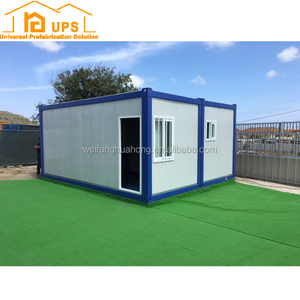 SABS certificated south africa low cost steel frame prefab house kit customized prefabricated house fast assemble modular home