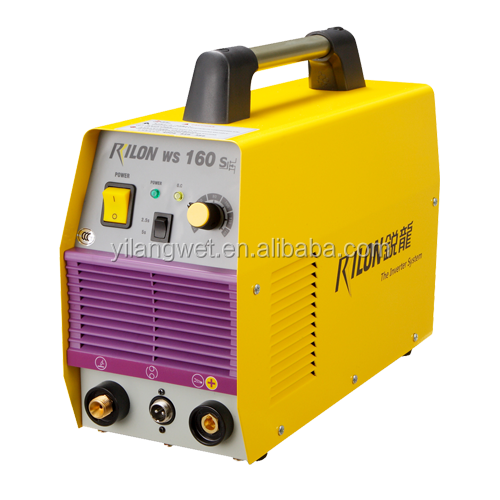 RILON China Supplier Inverter DC argon arc welding machine