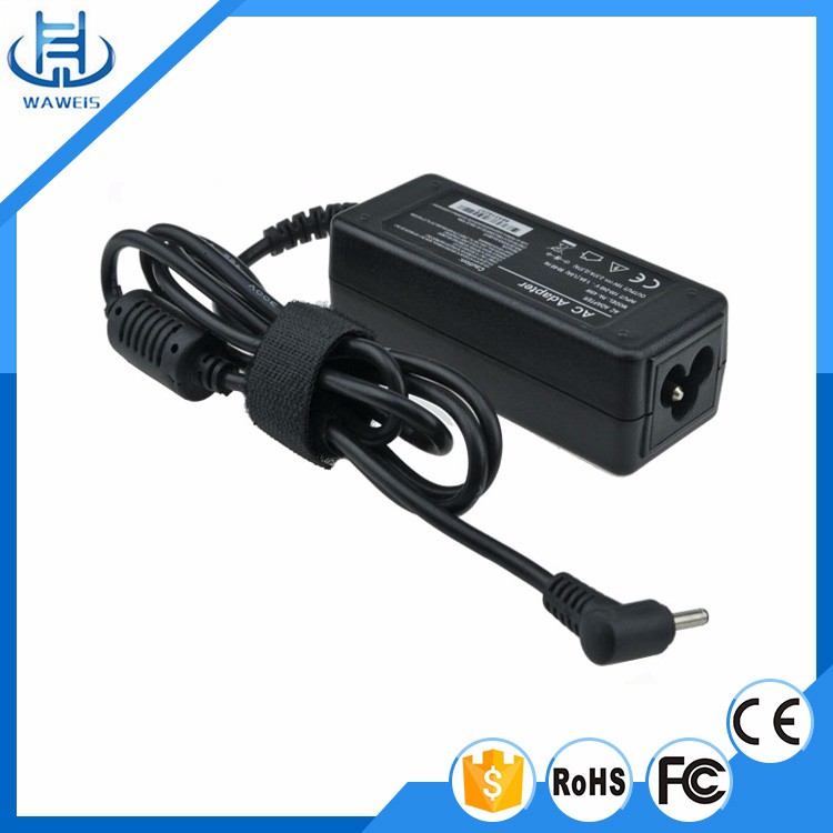 power adapter 19v 2.37a 45w for Samsung mini laptop adapter