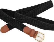 ELB005 elastic stretch braided belt