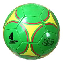 Taglia 5 Macchina Cucito <span class=keywords><strong>Pallone</strong></span> <span class=keywords><strong>Da</strong></span> <span class=keywords><strong>Calcio</strong></span> In Pelle PVC