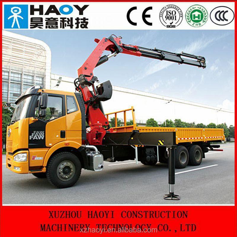 10 Ton Mini Mobile Crane Price,Small Construction Crane For Sale ...