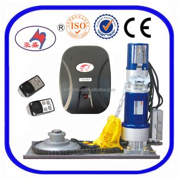 500kg automatic gear rolling shutter motor hh ac 3p 500kg for Rolling shutter motor price