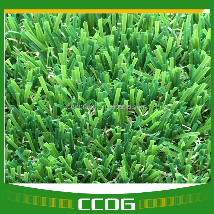 Artificial grass for indoor decoration garden grass football grass / Factory provided/ All passed CE, ISO, SGS