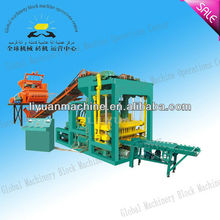 Indonesian Nude Packing T4-25 Concrete Brick Making Machine Made In China