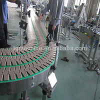 tq-automatic Plastic herringbone conveying belt