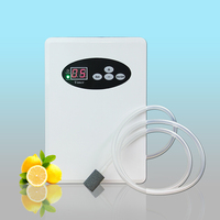 portable air purifier machine, bathroom cleaner and sanitizer ,water and air ozonator with timer