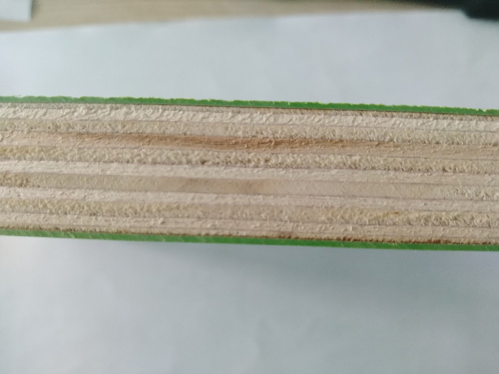 green pp plastic film faced plywood