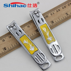 Wholesale Fashion Promotional Gift of Japanese Toe Nail Clipper Carbon Steel Nails Beautiful nail Clipper