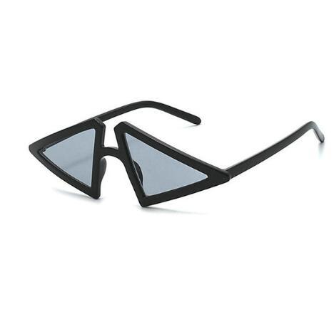 bae9393937 Gafas de sol de mujer moda 1201 red triangular gafas de Europa y los Estados  Unidos