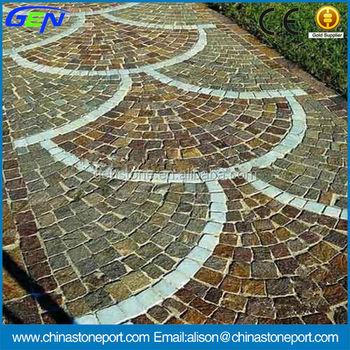 Beautiful Billige Garten Granit Pflastersteine Farbe Schimmel
