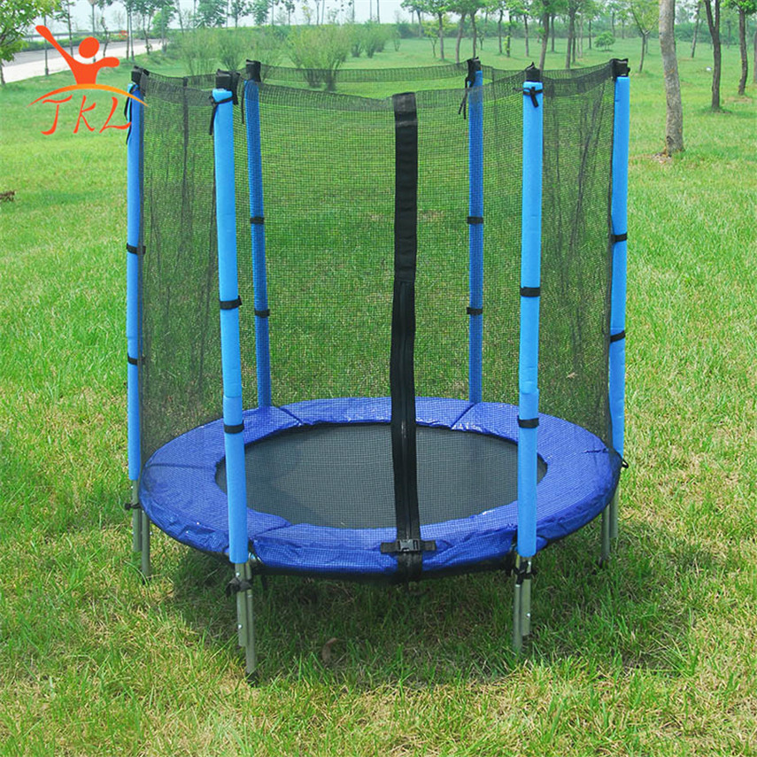 Hot sale 4.5FT big kids park sky bounce trampoline