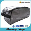600D polyester fabric zippered hanging toiletry bag organizer