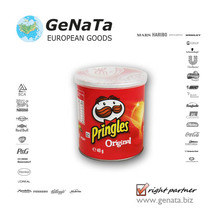 PRINGLES POTATO CHIPS 40g