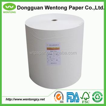 fcc56590ffc Virgin Sack White Kraft Paper Roll