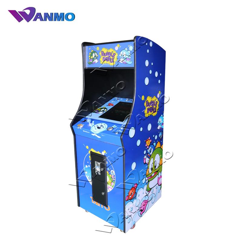 Fabriek Aanpassen Stand Up Arcade Kast Multi Retro Arcade Games Machine Voor Verkoop Buy Lege Arcade Kastbubble Arcade Kastarcade Multi Game
