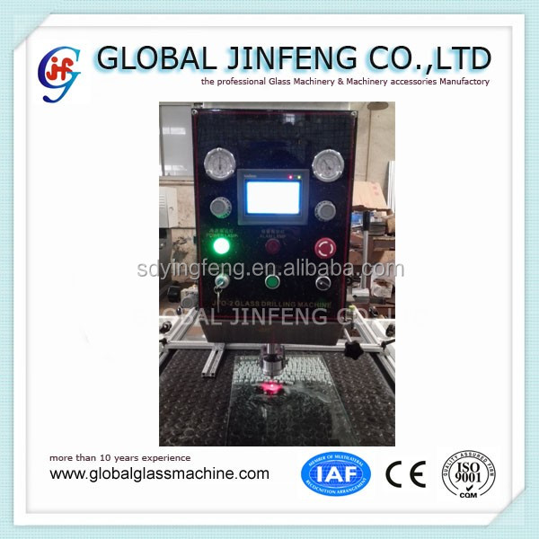 JFO-2 High grade glass automatic drilling machine