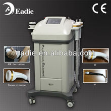 Beauty Salon Machine 2012 New Portable RF Ultrasonic Liposuction Cavitation Vacuum Machine