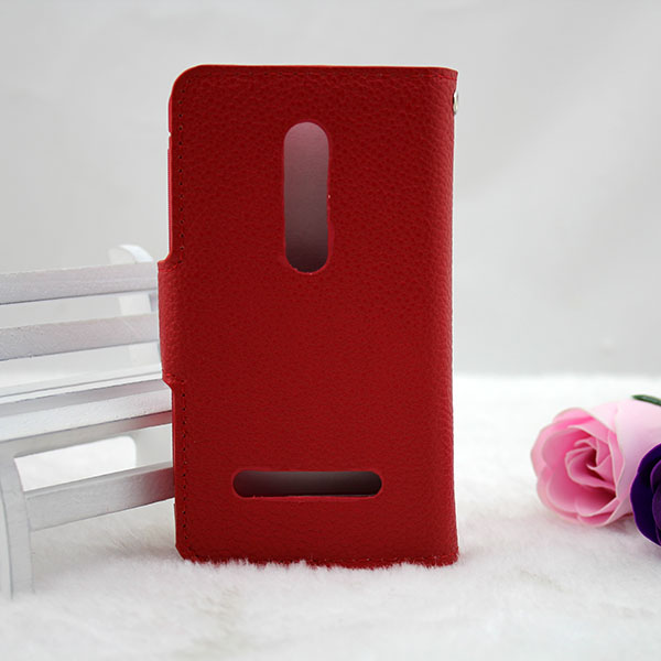 pouch leather case for nokia asha 210 made in China