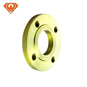 BS Thread Carbon Steel Forged Flange