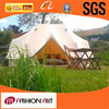 [ Fashionart ] camping tent lodge 20sqm for large family glamping safari tent