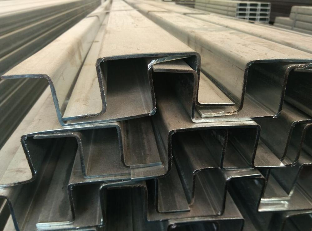 wood purlins with metal buildings metal building materials price standard size omega section channel