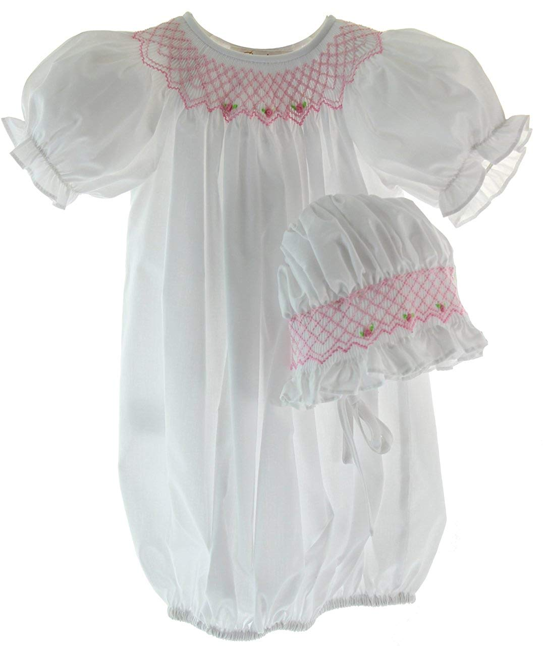 5899da6b6 Cheap Plain White Baby Gown