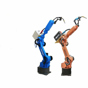 CNC Industrial Automatic Arm Robot Welding Equipment with Robotic Arm