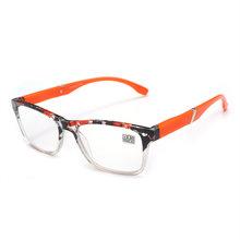 UVLAIK мужские и женские очки для чтения Модные Винтажные прозрачные очки оправа HD полимерные линзы очки для чтения для мужчин и женщин(Китай)