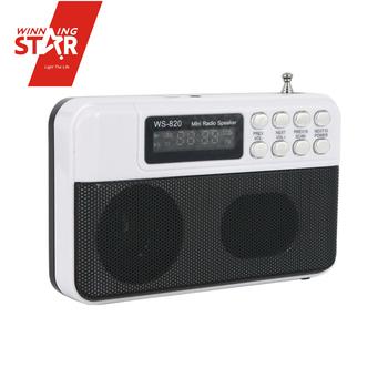 New Mini Am/fm Radio Mp3 Player Radio Cassette Recorder,Am Fm ...