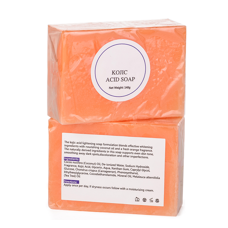 Wholesale Whitening Deep Cleansing Lightening Pure Kojic Acid Soap