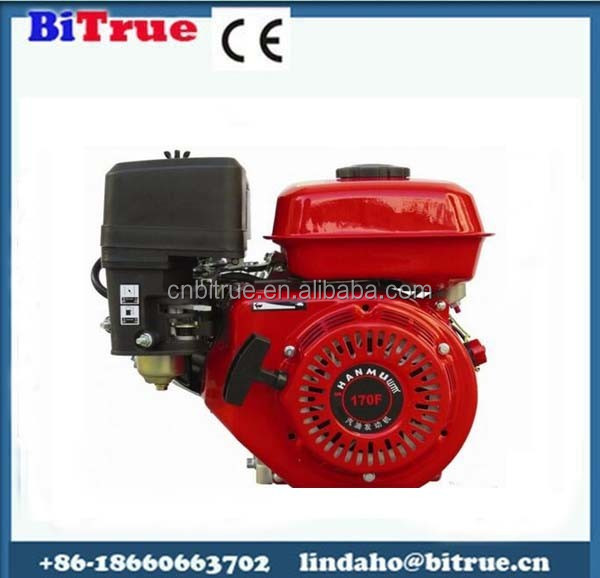 High quality small engine with gearbox