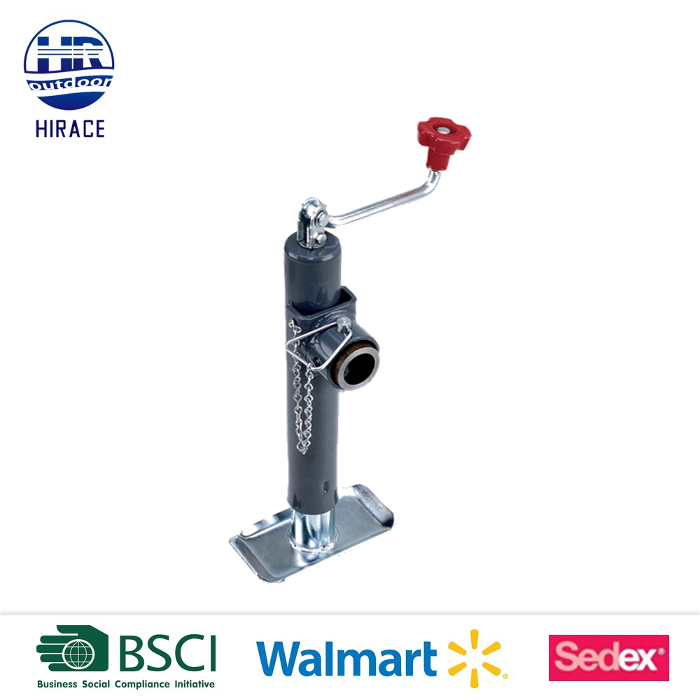 Swivel Topwind boat trailer tongue jack