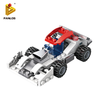 kids assembly racing car assembly toys small car plastic
